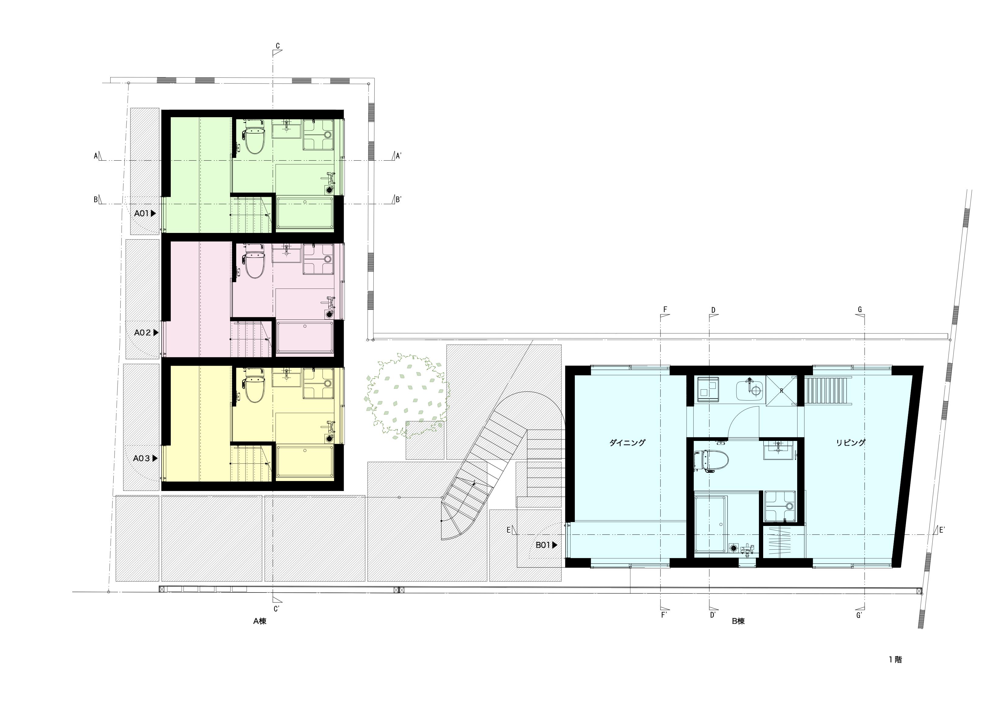 Maison De Kiitos_1階