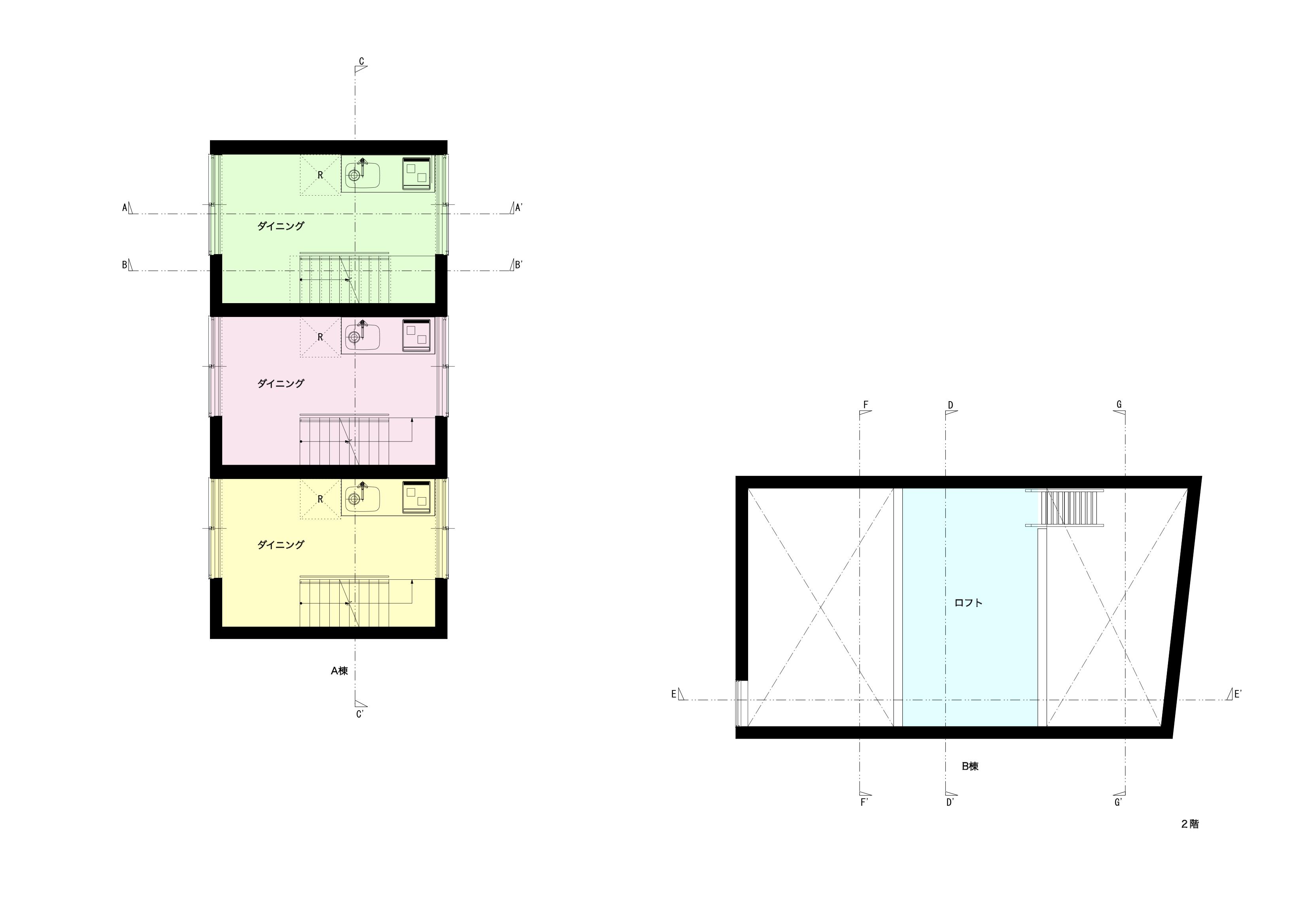 Maison De Kiitos_2階