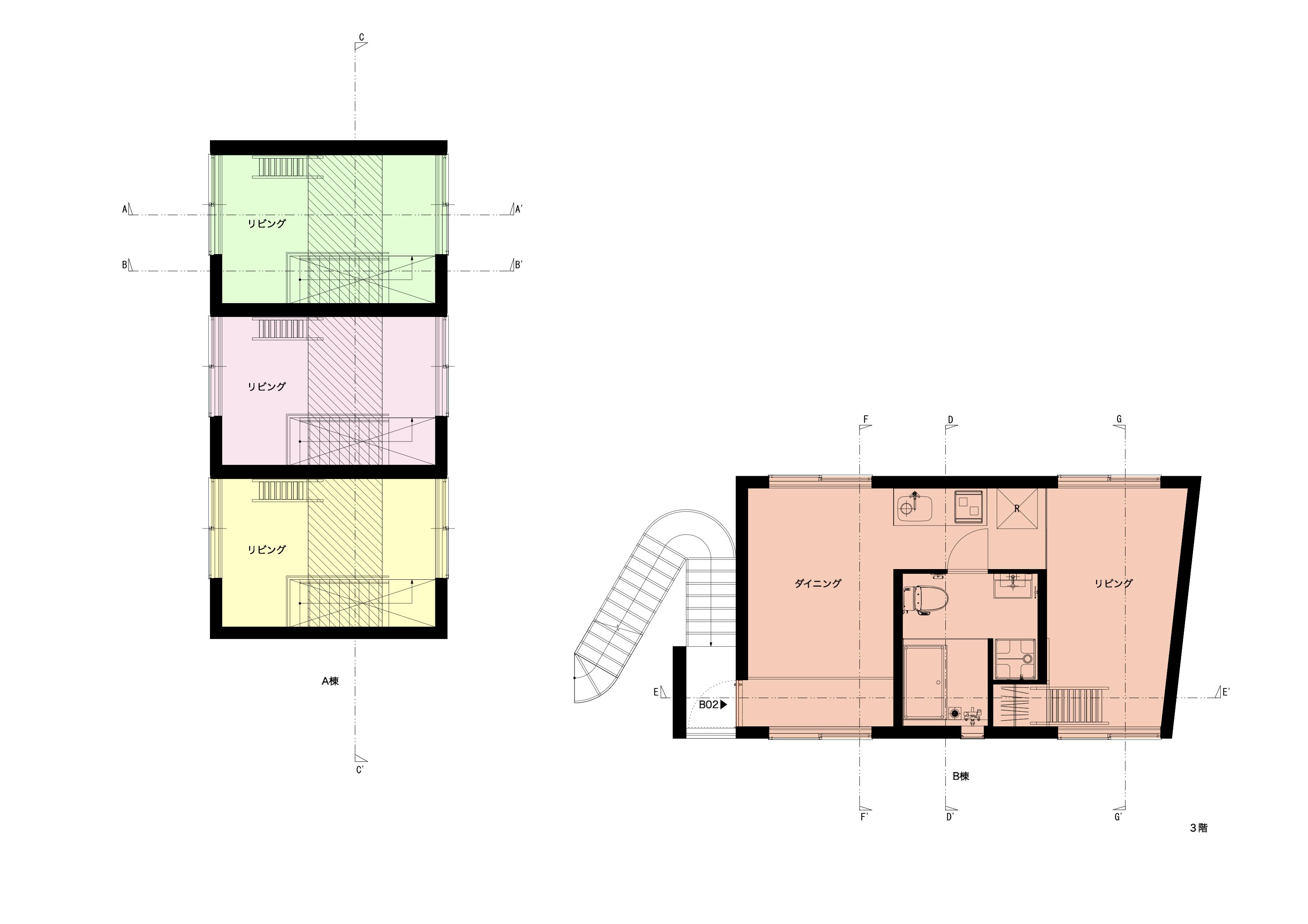 Maison De Kiitos_3階